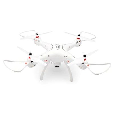 RC Drone Quadcopter X8 Pro GPS Brushed RTF WHITE with WiFi FPV 720P Camera Altitude Hold Geomagnetic Headless Mode