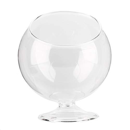 Preisvergleich Produktbild LouiseEvel215 Einzigartige Wohnkultur Hydroponischen Aquarium Fisch Glas Vase Tank Pflanze Container Terrarium Für Schlafzimmer Wohnzimmer Büro