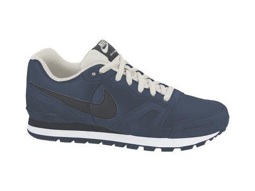 454395 421 Nike Air Waffle Trainer Blue 42 US 8,5