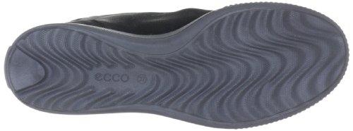 ECCO Crisp, Scarpe da Barca Donna Nero (Schwarz (BLACK 02001))