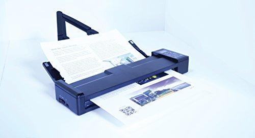 IRIS 458071 Pro 3 WiFi IRIScan Scanner (600x600 dpi, USB 2.0) schwarz - 5