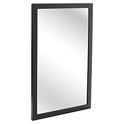 Large Wall Mountable Hanging Mirror Rectangle Bedroom Hallway Bathroom Accessory - cheap UK light shop.