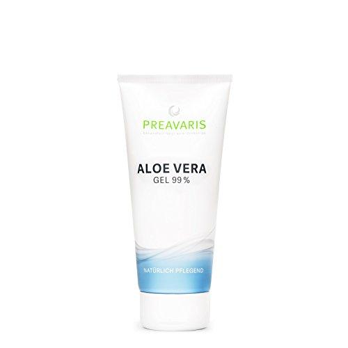 Aloe Vera Gel 99 • 99% BIO Aloe Vera • 100ml | Reines Aloe Vera Blattfilet aus Spanien | 99 % natürlich | Beruhigt & kühlt die Haut Wirksam bei Sonnenbrand, Insektenstiche, Brandwunden