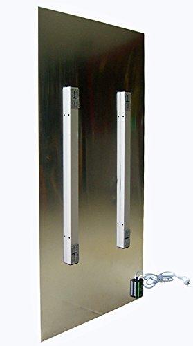 Infrarotheizung Spiegel rahmenlos 800 Watt – 120x60x25 cm kaufen  Bild 1*