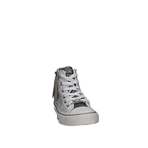 Lulù LV010072S Sneakers Bambino Bianco
