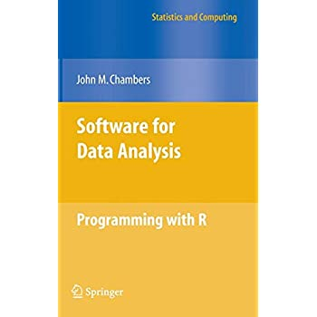 Software for Data Analysis : Programming with R