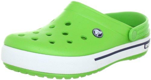 Crocs Band 2.5, Sabots mixte adulte Verde (Lime/Navy)