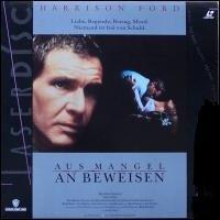 [Laserdisc] AUS MANGEL AN BEWEISEN