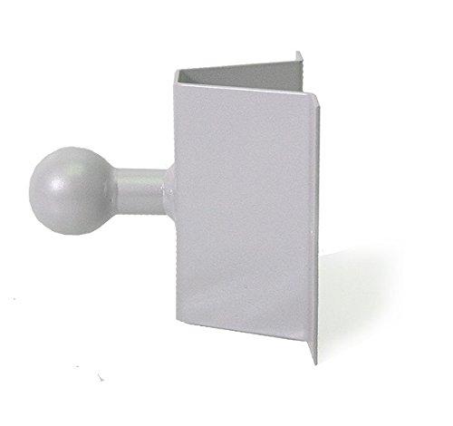 Preisvergleich Produktbild A.S.Sat Wandhalterung für Fahradheckträger / Anhänger