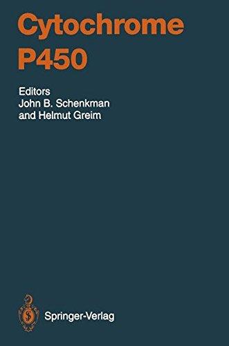 Cytochrome P450 (Handbook of Experimental Pharmacology, Band 105)