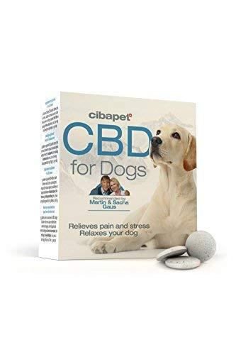 Cibapet CBD Pastillen para Perros–3,2MG–Descansar.