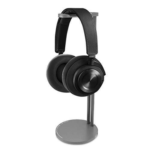 FGSJEJ Support d'écouteur Universel en Alliage d'aluminium monté sur la tête étagère pour écouteurs Rack créatif en métal pour Cadre d'écouteur (Couleur : B)
