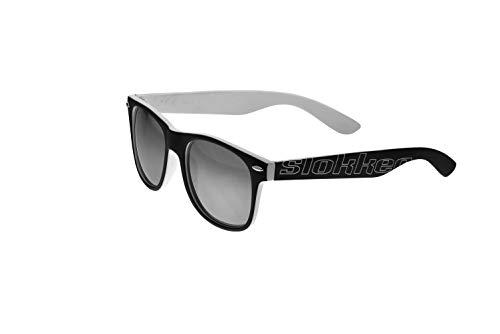 Slokker Sonnenbrille Modell 51081 bi-Color (Black) -