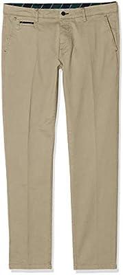El Ganso Casual 1 Pantalones, Marrón (Camel 0010),  para Hombre