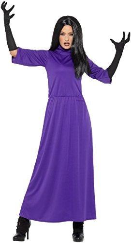 f Hexe volle Länge Welttag des buches-tage-woche Lehrer Schule Halloween TV Film Kostüm Kleid Outfit - UK 12-14 (Kinder-halloween-filme In Voller)