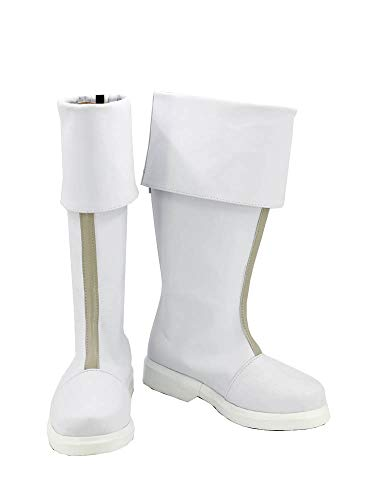 Preisvergleich Produktbild Karnestore Boku No Hero Academia My Hero Academia S2 Shoto Shouto Todoroki Training Cosplay Stiefel Schuhe Standardgröße und Maßanfertigung