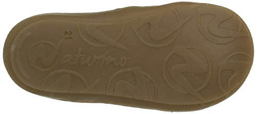 Naturino Naturino 4153, Bottes courtes avec doublure chaude mixte enfant Marron - Braun (Ebenholz_9152)