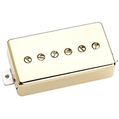 Seymour Duncan P90phatcat, Bridge, Gold Cover · Pickup per chitarra elettrica