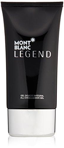 Mont Blanc Legend Gel Doccia Corpo Capelli, Uomo, 150 ml