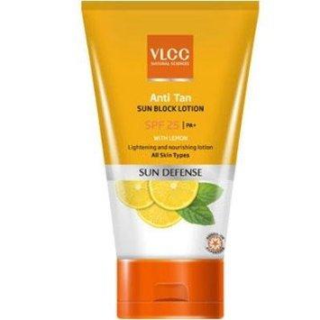 VLCC Anti Tan Sun Screen Lotion SPF 25, 150ml