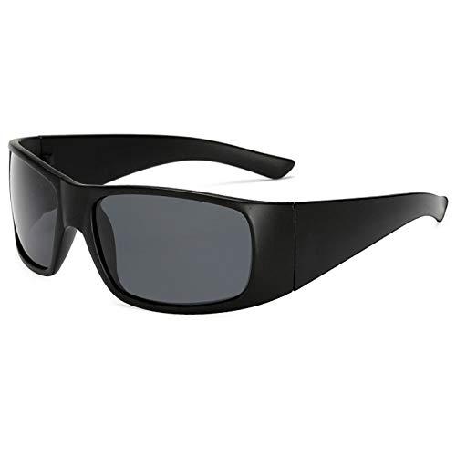 CQYYDD Sonnenbrille Polarisierte Sonnenbrille Männer Mode Fahren Sonnenbrille Camo Square Shade Eyewear UV400 Männliche Brille 01