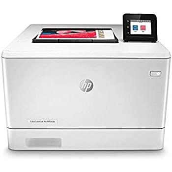 HP Color Laserjet Pro M454dw - Impresora Láser Monocromo (A4 Negro ...
