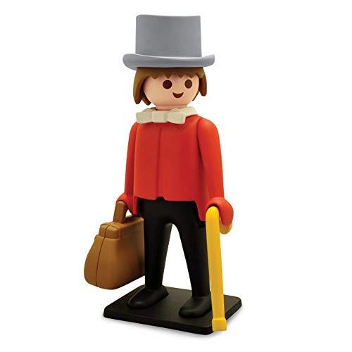 Plastoy Figura de colección Playmobil el Banquero del Far West 00211