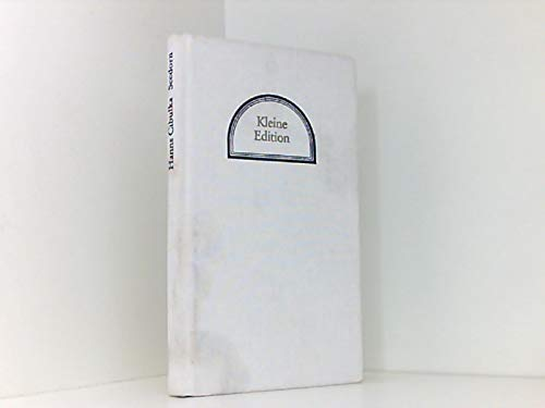 Seedorn. Tagebucherzählung