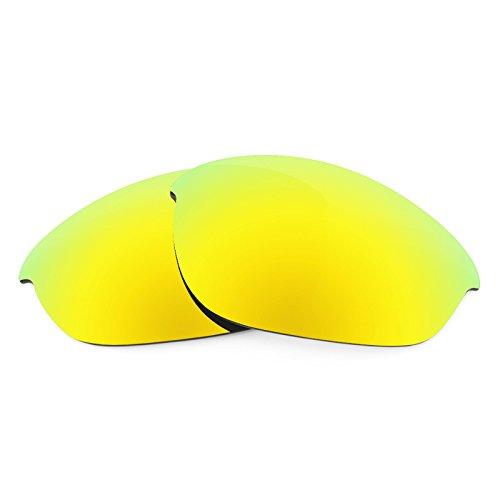 Revant Revant Ersatzlinsen für Oakley Half Jacket Bolt Gold MirrorShield®
