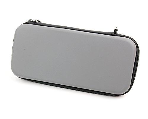 DuraGadget - graues EVA Hardcase | Schale | Schutzetui für Ihren Taschenrechner Texas Instruments TI-Nspire CX CAS | Texas Instruments TI 82 Advanced und Platz für Ihr Zubehör