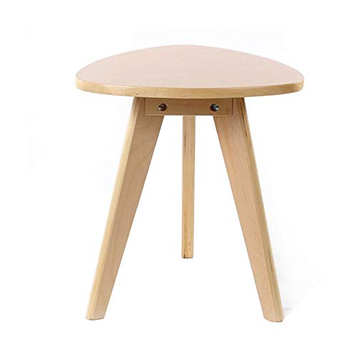 Tables CJC Consoles Fin De Parfait Chevet La De Nuit Côté/Accent Les Rond Tabletop Moderne Salon (Couleur : 40x40x45cm)