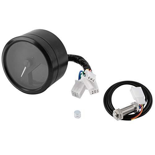2015 12000 kmh PGR/mph Universal LCD Digital velocímetro del odómetro tacómetro Indicador...