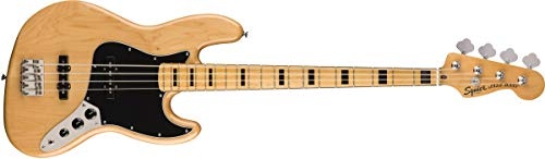 Fender Squier Classic Vibe '70s Jazz Bass - Natural