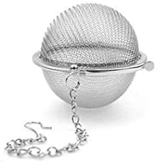 LMS Stainless Steel Tea Infuser Ball, Multicolour