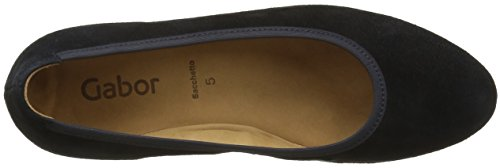 Gabor Shoes 55.360 Damen Geschlossene pumps Blau (pazifik 16)