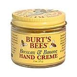 Burt's Bees Beeswax and Banana Hand Cream, 57g [Packaging may vary]