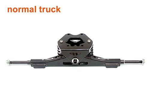 Off Road Longboard Truck Mountain Longboard Komponenten 11 Zoll LKW 8