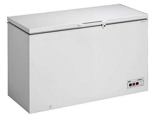 Profi Gefriertruhe, 408 Liter, statische Kühlung, -18/ -24° C, Schnellfroster, GGG 430CHV