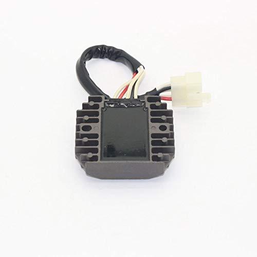 KNOSSOS Motorcycle Voltage Regulator Rectifier for Yamaha XV125 XV250 XV400  Virago