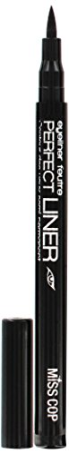 Miss Cop Perfect Liner Feutre Noir 1 ml