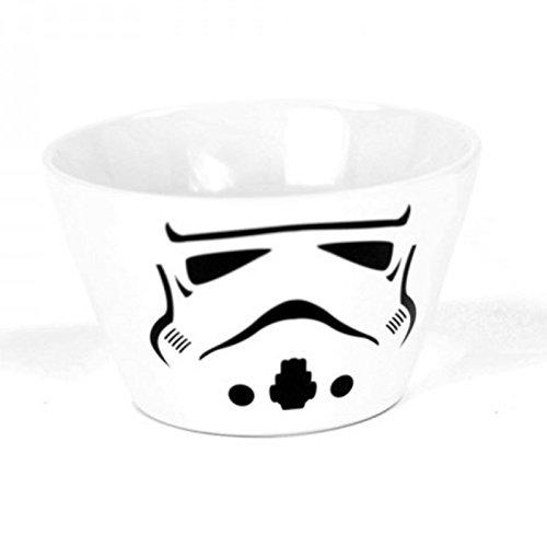 Star Wars Stormtrooper Müslischale - Schüssel Müslischüssel Sturmtruppen (Star Wars Schüssel)