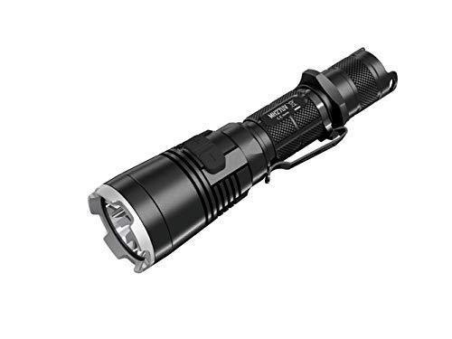 NiteCore Multitask Hybrid Taschenlampe Unisex Erwachsene, schwarz -