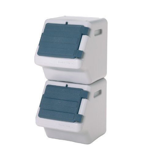 Image of Bergan Stack-N-Stor 40 Stackable Storage