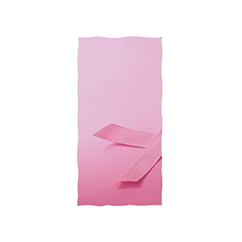 Pink Ribbon Breast Cancer Awareness Soft Spa Strandtuch Badetuch Fingerspitze Handtuch Waschlappen Für Baby Erwachsene Bad Strand Dusche Wrap Hotel Reise Gym Sport 30x15 Zoll