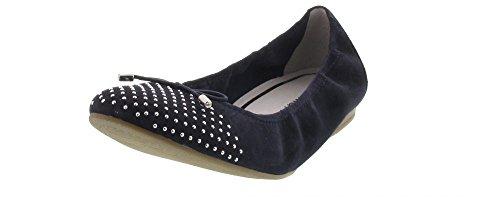 Tamaris Women 22122 Ballerine Chiuse Blu (blu Scuro)