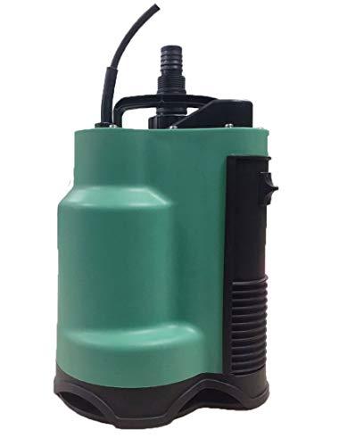 Pompe a cave submersible pour eaux usées 750 W avec flotteur intégré