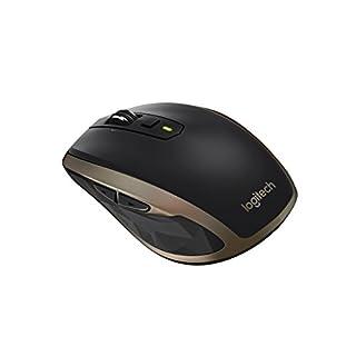 Logitech MX Anywhere 2 Mouse Wireless per Windows e Mac con Bluetooth e Unifying, Standard, Nero (B0107N87DQ)   Amazon price tracker / tracking, Amazon price history charts, Amazon price watches, Amazon price drop alerts