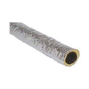 Gaine Algaine isolée Carton de 12 ml Ø 80 ALDES AERAULIQUE 11091184