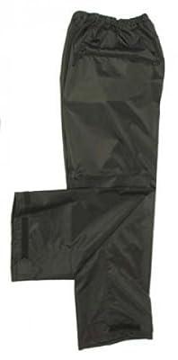 BW Regenhose, Polyester mit PVC oliv S-XXL von bw-discount.de - Outdoor Shop