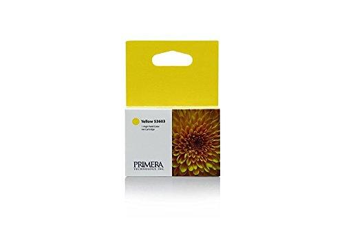 4101 Druckers (Original Tinte passend für Primera Disc Publisher 4102 XRP BLU Primera 53603 - Premium Drucker-Patrone - Gelb)